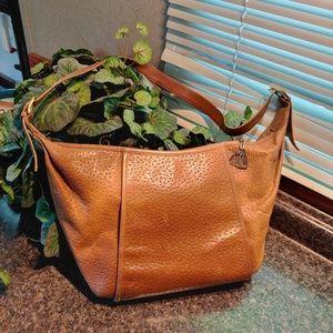 Vintage Morris Moskowitz Genuine Leather Bag